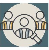 Pastoral Search Icon