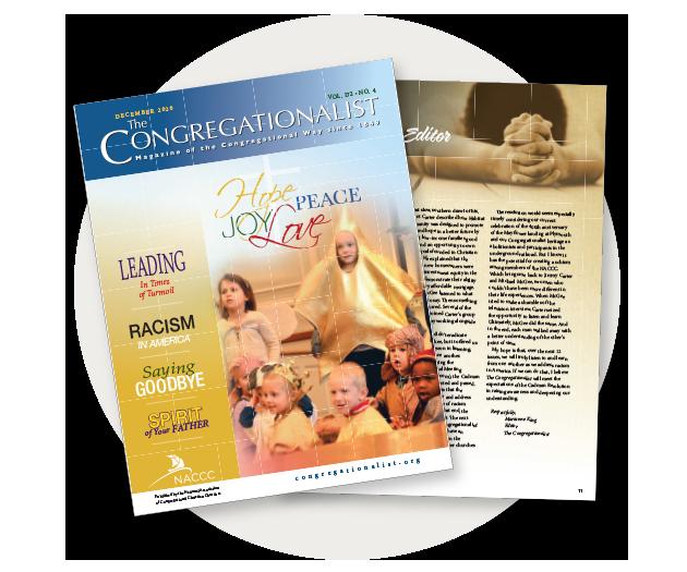 The Congregationalist Icon