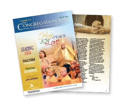 The Congregationalist Submissions