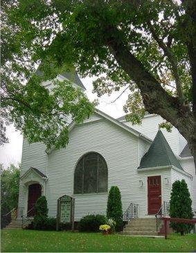 Preston City Congregational Church