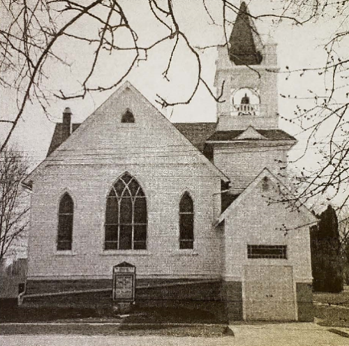 First Congregational Church Of Orchard