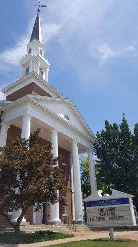 First Union Congregational Church
