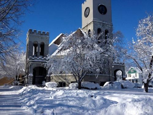 Hampshire Colony Congregational Church