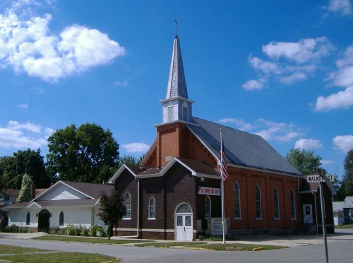 Congregational Christian Church of North Manchester