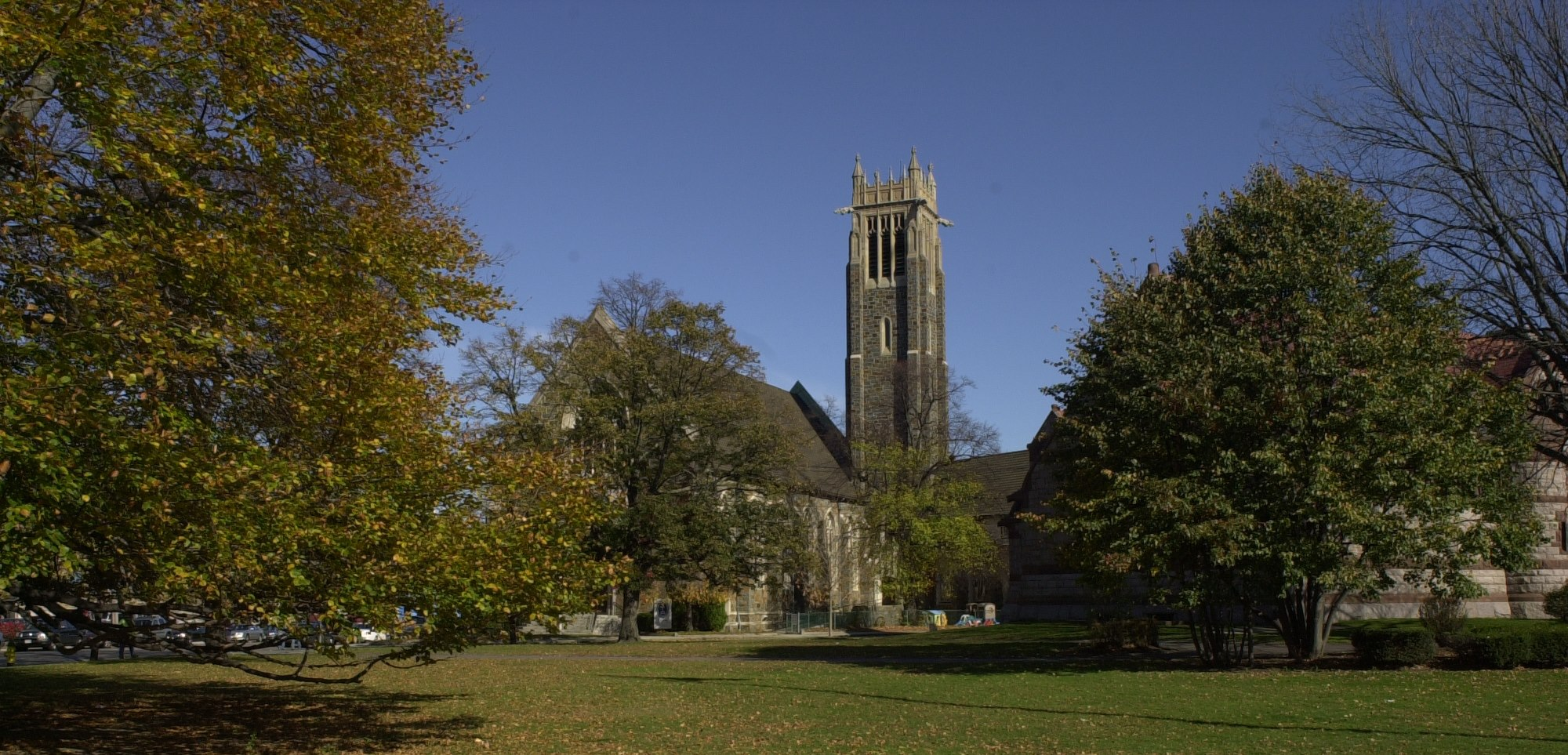Christ Evangelical Congregational Church