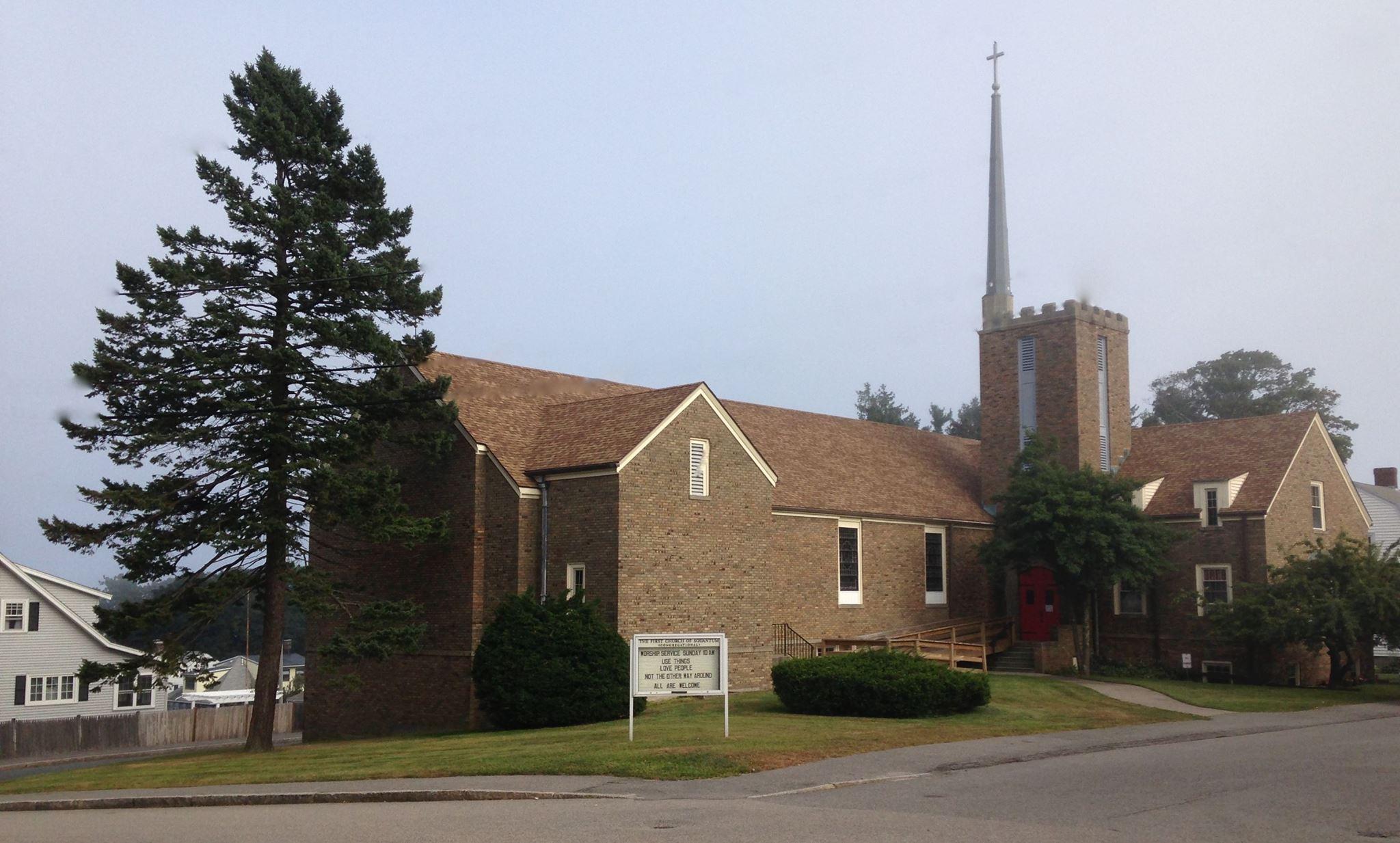 First Church of Squantum