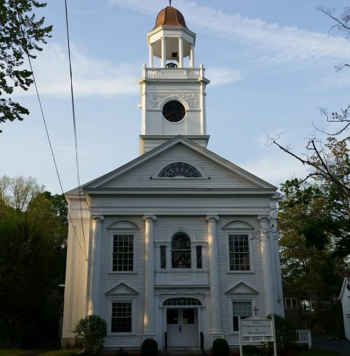 First Congregational Church of Williamsburg