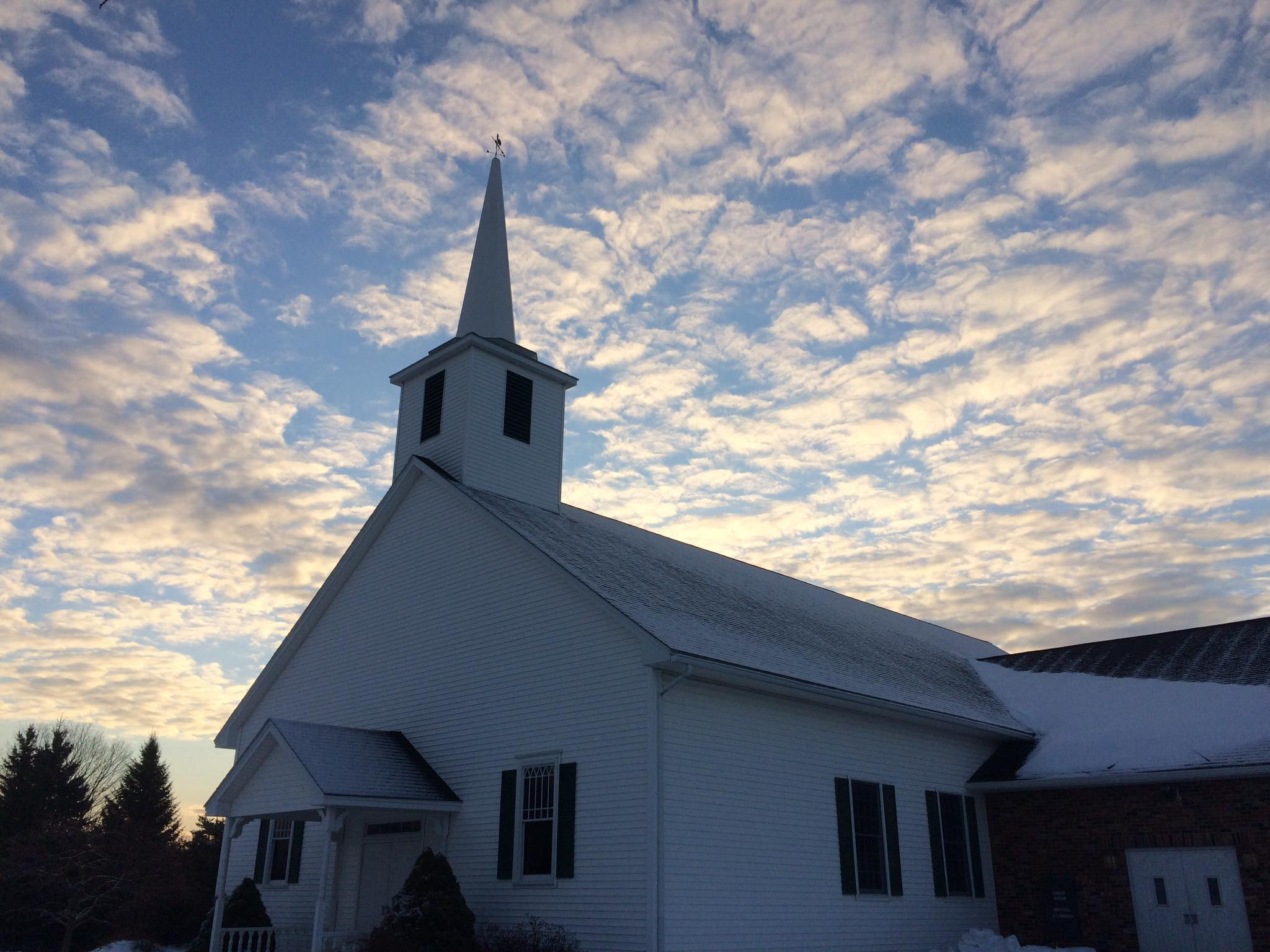 East Orrington Congregational Church