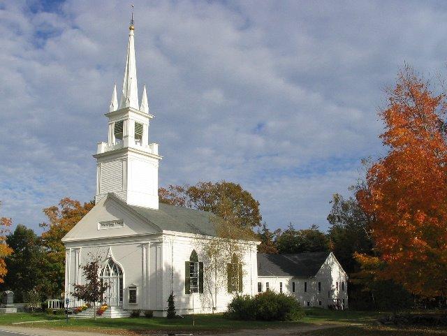 Elijah Kellogg Congregational Church