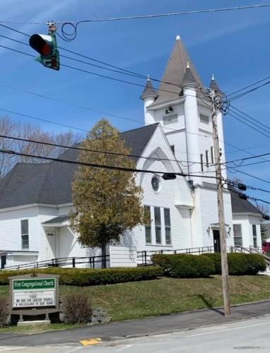 First Congregational Church of Millinocket