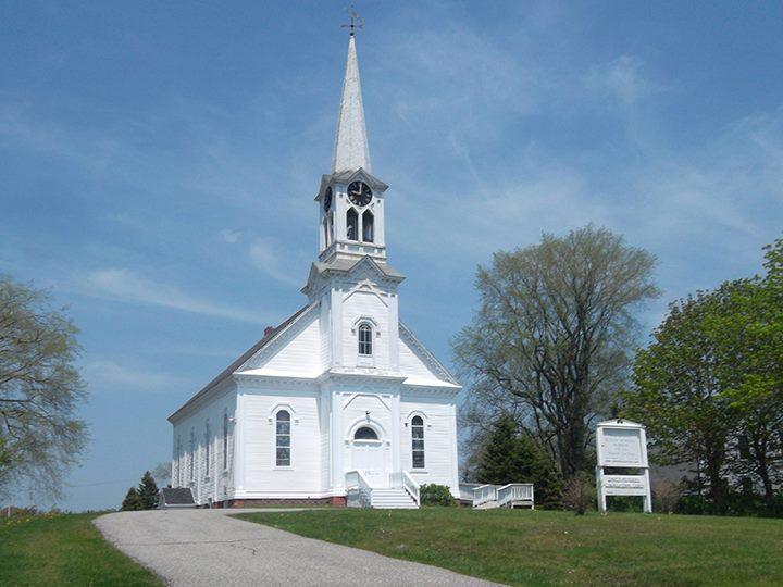 Sawyer Memorial Congregational Church