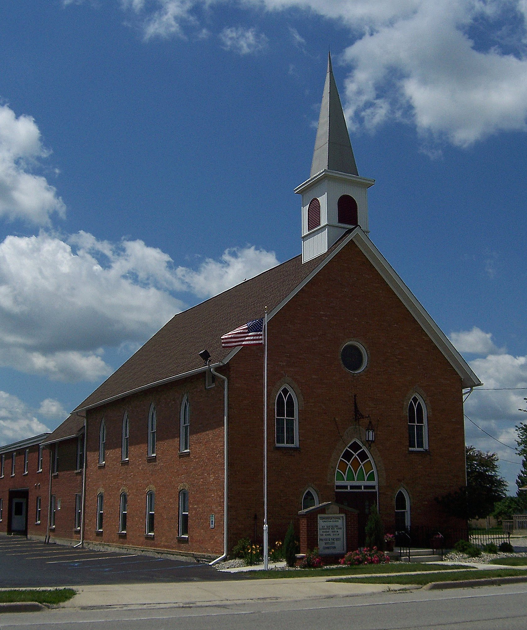 Britton Congregational Christian Church
