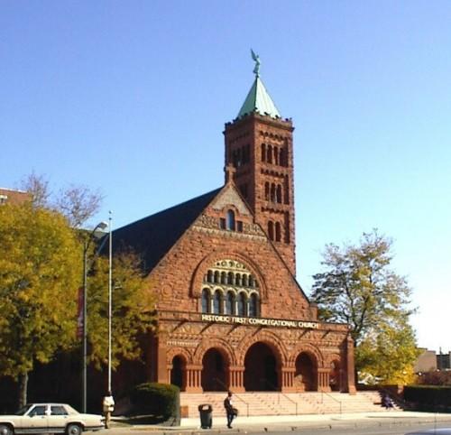 First Congregational Church of Detroit