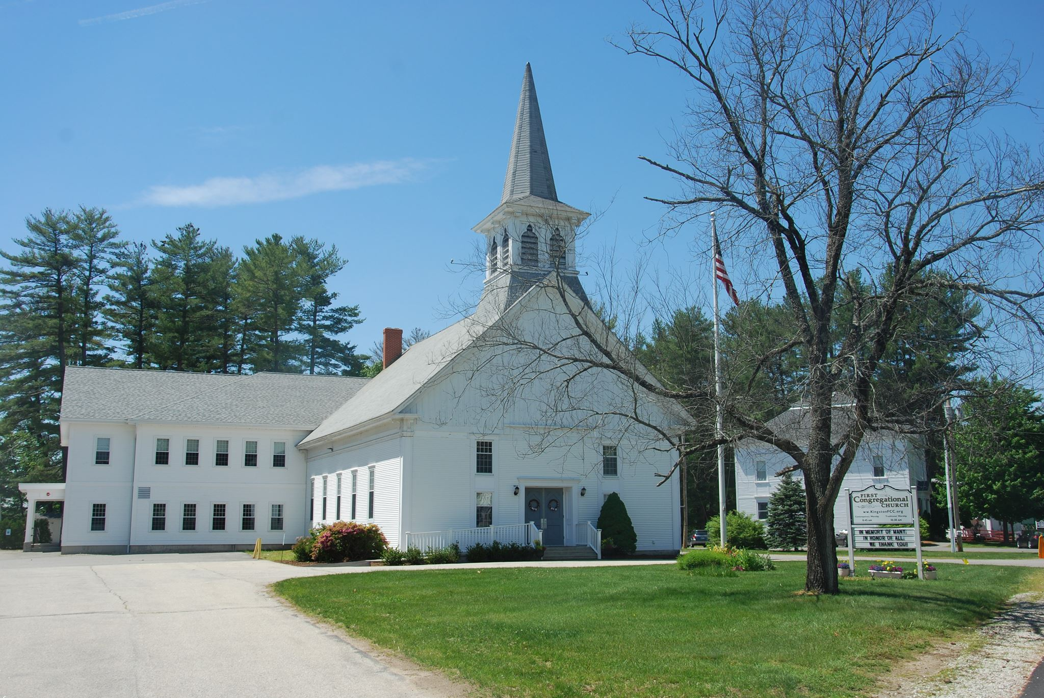 First Congregational Church of Kingston