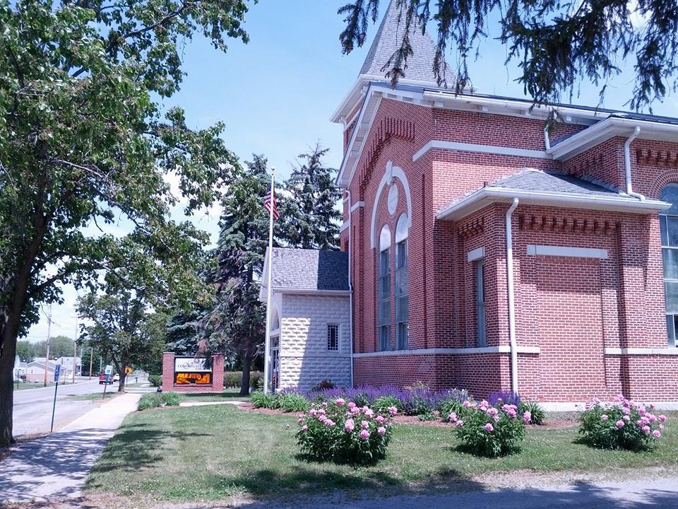 Gomer Congregational Church