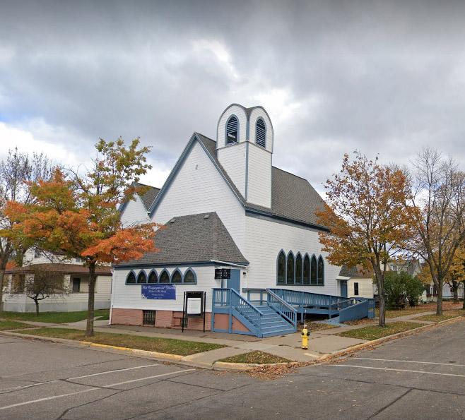 First Congregational Church of Tomahawk