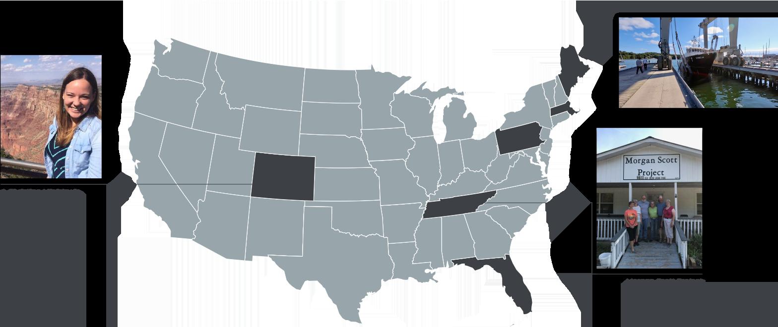 National NACCC Map