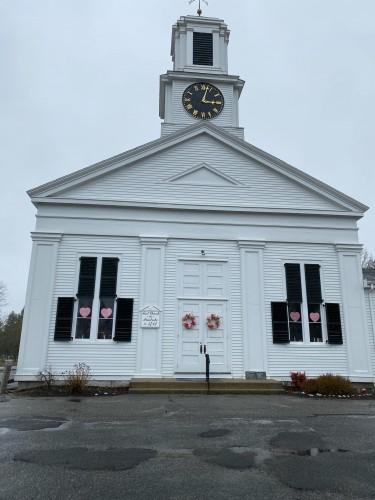 First Church in Pembroke